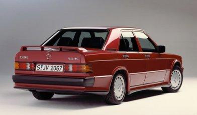 Mercedes-Benz Typ 190 E 2.5-16, Baureihe 201.