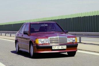 Mercedes-Benz Typ 190 E 2.5-16 der Baureihe 201