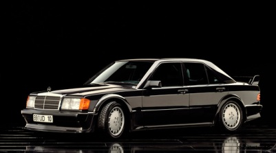 Mercedes-Benz Typ 190 E 2.5-16 Evolution, 1989.