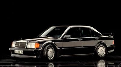 Mercedes-Benz Typ 190 E 2.5-16 Evolution, 1989.